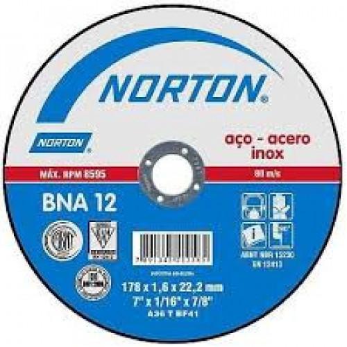 Disco de Corte para Aço Inox