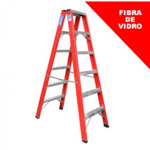 Escada Fibra de Vidro Pintor